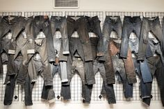 Re-inventing the Five Pocket: The Difficulties of Raw Denim Innovation