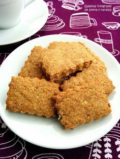 Está es una buena receta para empezar el otoño, las tardes de fresco y lluvia. Unas galletas sencillas y riquísimas para la merienda ...