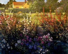 Farm Garden Art Print Poster by Philip Craig Online On Sale at Wall Art Store – Posters-Print.com
