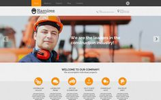 Score: 80 This construction company WP theme is based on an informative layout full of sections that highlight news, events, testimonials latest projects, clients and contacts. Providing lots of details straight on the homepage, you can generate more interest of customers in your business. Regular updates of Cherry Framework i.e. a backbone ...