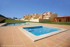 4 bedroom townhouse with pool in Quarteira, Loulé, Algarve,  Portugal - This development comprises just 12 townhouses, each with four bedrooms and private garage. Offering generous living areas spread over two levels, with spacious basement areas as well, these make ideal homes for growing families or those who have frequent visitors! - http://www.portugalbestproperties.com/component/option,com_iproperty/Itemid,8/id,600/view,property/#