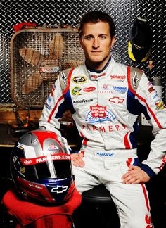 2012 NASCAR Media day portraits. :)