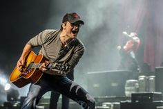 """18 Times Eric Church Defined The Word """"Intensity"""""""
