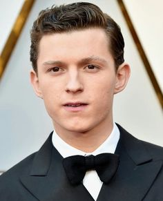 Tom Holland at the oscar's 4-3-18