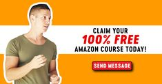 Without any eCommerce experience, technical skill, or a huge upfront investment! Make Money On Amazon, How To Get Money, Business Tips, Online Business, Amazon Fba, Free Courses, Free Training, Ecommerce, Investing