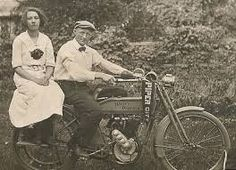 my grand father and mother in 1920
