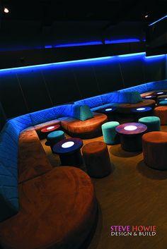 ZEUS Nightclub, Basingstoke by Steve Howie Design, via Flickr #NightClubs http://Bukerz.com