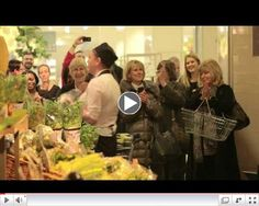 Sacla' Stage Shopera in London Foodhall #Opera  #shoppingSurprize #Sacla