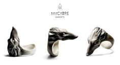 SIGHTHOUND RING BY MACABRE GADGETS