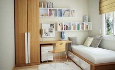 Muebles para habitaciones pequeñas | Muebles - Decora Ilumina