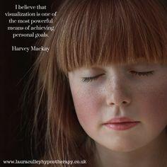 #visualisation #visualiseyourgoals #harveymackay #inspirationalquotes #hypnotherapy #powerofpositivethinking