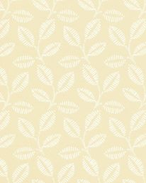 Leaf Design, Churchill, Display, Abstract, Yellow, Wallpaper, Artwork, Prints, Room