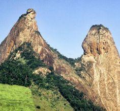 O Frade e a Freira (The Monk and The Nun) - Espírito Santo, Brazil  #Brasil #Brazil