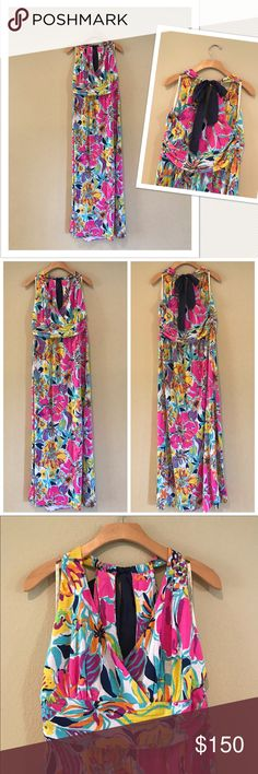 Lilly Pulitzer Amada Besame Mucho Maxi Dress XL 💕 Lilly Pulitzer 💕 👑 Brand New with Tags 👑 👗 Size Extra Large 👗 🌺 Spring 2015 Collection 🌺 💰 Originally $198 💰 ❓ Please ask all questions before making an offer/purchase ❓ Lilly Pulitzer Dresses Maxi
