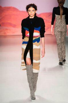 New York Fashion week F/W 2015-2016 Mara Hoffman  #silkgiftmilan #catwalk #fashion #personalstylist #imageconsultant #trend