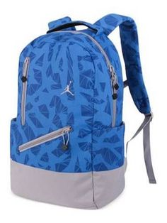 Nike Air Jordan Backpack Bag Laptop Tablet Black Blue Gray Women Girl  School  Nike  Backpack  Jumpman  Basketball  OrlandoTrend  Jordan 70bc1924ce