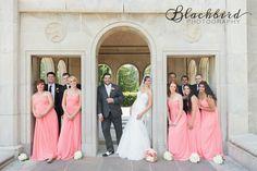 Bridal Party |Blackbird Photography blackbirdphotographs.com