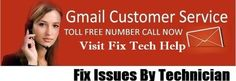 Gmail Customer Service via Gmail Tech Support Centre