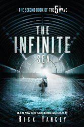 The Infinite Sea by Rick Yancey  http://melissagross.blogspot.com/2016/08/book-reviews.html