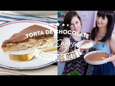 TORTA DE BOLACHA DE CHOCOLATE feat. PATHY DOS REIS | VEDA 07 Dani Noce #CEDA - YouTube