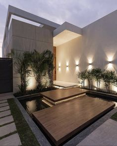 "INTERIOR PORN on Twitter: ""Goals.… "" Dyi Fall Decor, Home Decor Dyi, Decor Ideas, Villa Design, Modern House Design, Modern House Facades, Front Wall Design, Marble House, Best Living Room Design"