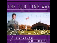 Pastor Tommy Bates -- Clap your hands