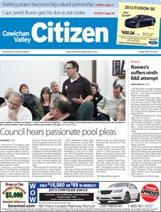 Citizen Front Page March 8, 2013