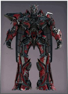 360 of Sentinel Prime