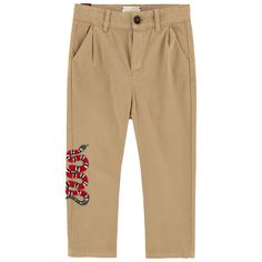 Pantalon boy chino fit - 195010