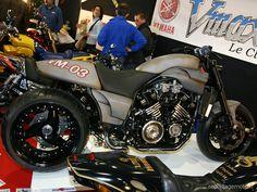 Yamaha VMax 2009 Midnight Special