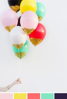 Inspiracao do Dia, exactly! Pretty for a girly party