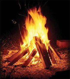 un joli feu naturel www.braseros.info