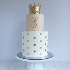 pies-to-taufe-royal-raised-renamed locations-pie-to-taufe-to-crown-deco - Wedding Ideas Pretty Cakes, Cute Cakes, Beautiful Cakes, Amazing Cakes, Teen Cakes, Girl Cakes, Fondant Cakes, Cupcake Cakes, After Eight Torte