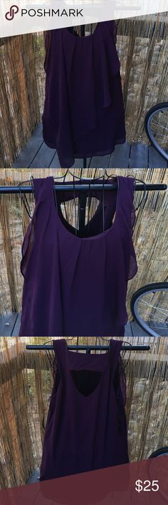 Mine purple shift dress Great condition! mine Dresses