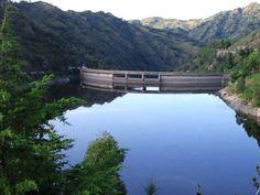 Los Molinos Dam, Córdoba, Argentina