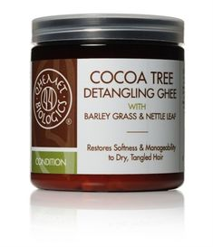 I love this stuff! Use it on my baby girl's hair everyday! ❤️ Cocoa Tree Detangling Ghee