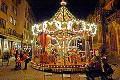 Christkindelsmärik, Strasbourg, France. Photo by dierk schaefer