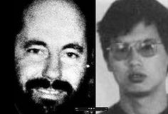 Charles Ng and Leonard Lake met when Ng responded to an advertisement Lake posted in a publication. Charles Ng, Lake Charles, Leonard Lake, Human Spine, True Crime Books, Real Monsters, Serial Killers, Call Her, Horror Movies
