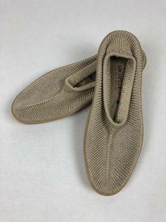Arcopedico Shoes Elio Parodi EU 42 9 Tan Knit Portugal Real Leather  1f8c2cfe47e1c