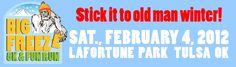 Get signed up today!  http://bigfreeze.eventbrite.com/?ref=ecount