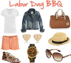 Labor Day BBQ1 What to Wear: Labor Day Fashion