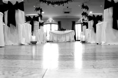 The scene is set for the wedding to take place! Scene, Places, Wedding, Beautiful, Valentines Day Weddings, Weddings, Mariage, Marriage, Lugares