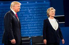 Donald Trump & Hillary Clinton's Best Debate 'Duets,' 'Dirty Dancing' & Beyond
