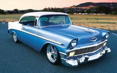 Beauty- 1956 Chevy Bel Air. ★。☆。JpM ENTERTAINMENT ☆。★。
