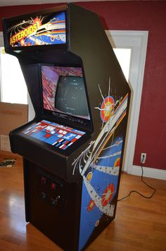 asteroids arcade cabinet - photo #17