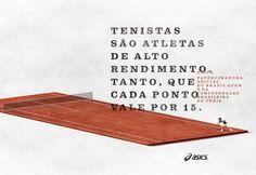 Asics | Brasil Open