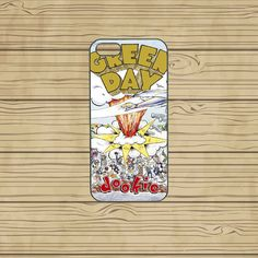 iphone 5S case,iphone 5C case,iphone 5S cases,cute iphone 5S case,cool iphone 5S case,iphone 5C case,5S case--Green Day Dookie,in plastic. by Missyoucase, $14.95