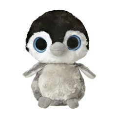 YooHoo and Friends Fuzee the Stuffed Baby Penguin by Aurora