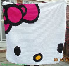 Hello Kitty Crochet, Projects To Try, Handmade Gifts, Pattern, Bags, Vintage, Etsy, Kid Craft Gifts, Handbags