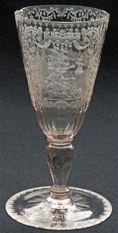 Schlesien, wohl Hirschberger made 1740 Kunstgewerbemuseum